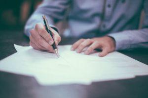 podpisanie umowy IKM z bankiem
